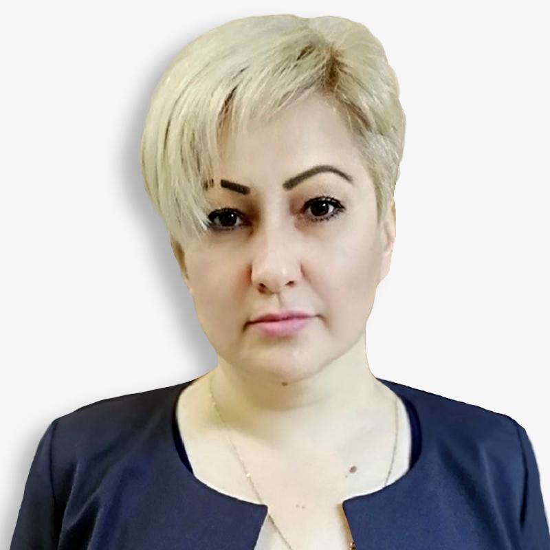Максимова Людмила Сергеевна